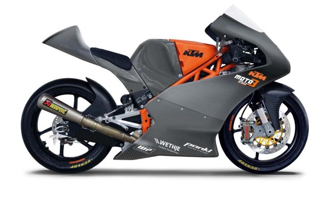 2013 KTM Moto3 250 GPR Production Race Bike 2013 KTM Moto3 250 GPR Production Racer 1 635x401