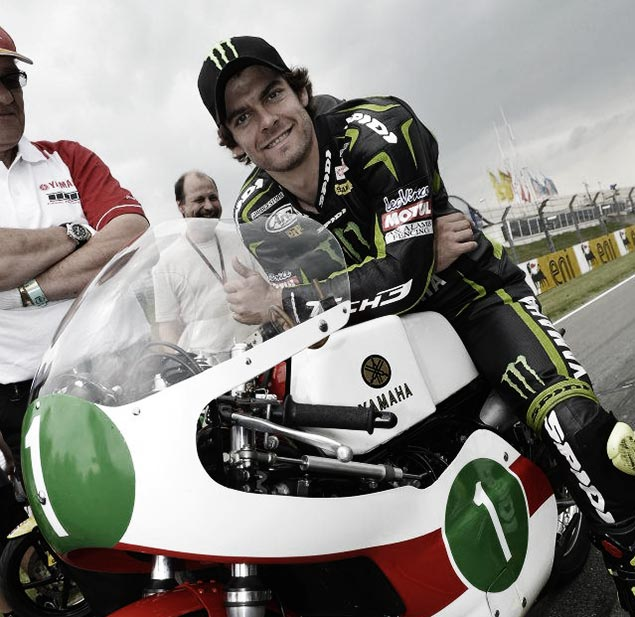 Thursday Summary at Sachsenring: Of Rider Changes, Rossi, Pedrosa, & Crutchlow Cal Crutchlow Yamaha Sachsenring MotoGP