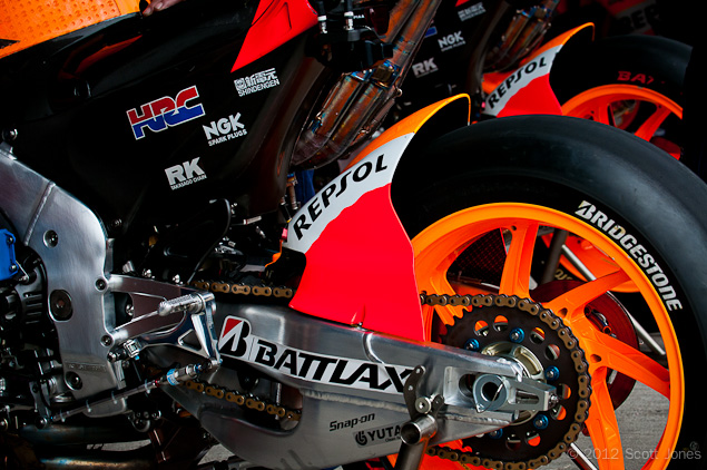 Official: MotoGP Drops Rookie Rule & Single Bike Rule   But Restrictions On Factory Bikes Introduced Honda RC213V Scott Jones