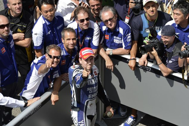 Thursday Summary at Laguna Seca: Silly Season Reopened, & Edwards Entertains Jorge Lorenzo MotoGP 635x423