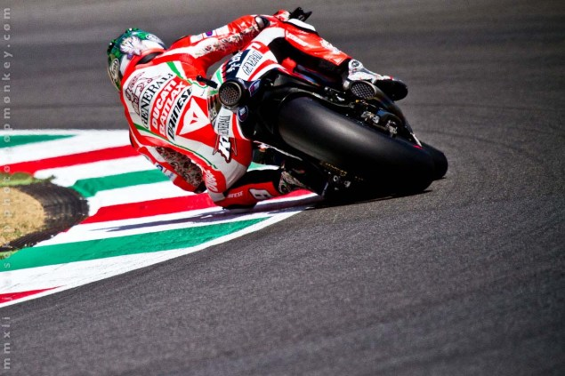 MotoGP: Ducati Expected to Re Sign Hayden at Laguna Seca Mugello Italian GP MotoGP Saturday Jules Cisek 141 635x423