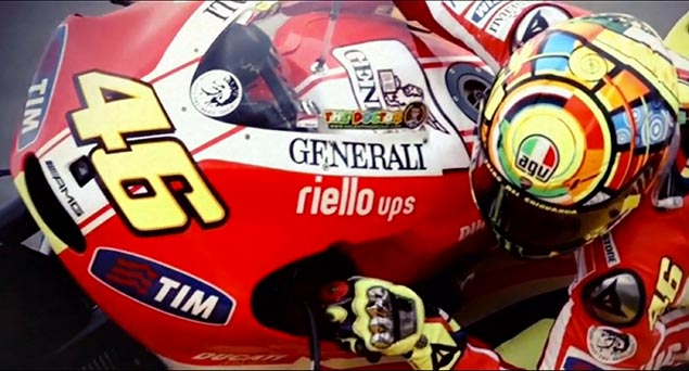 Video: Racing in Slow Motion IV   How to Make Motorsport Enthusiasts Cry valentino rossi racing in slow motion