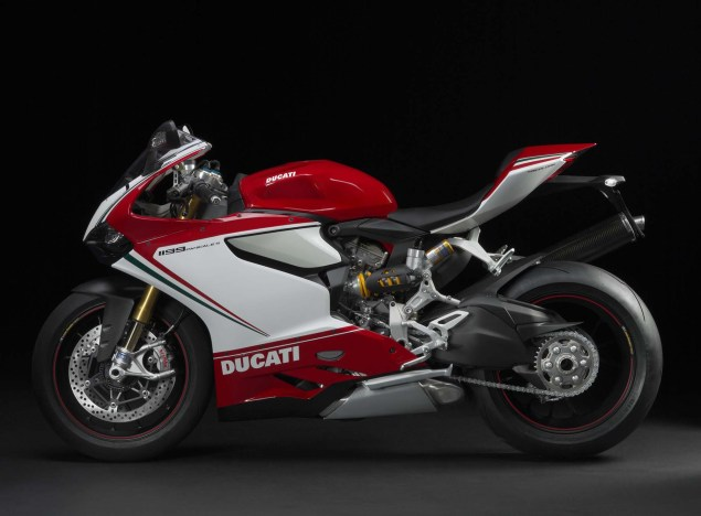 Too Loud for Japan   The Ducati 1199 Panigale Gets Ruined for the Japanese Market Ducati 1199 Panigale Japan exhaust 03 635x468