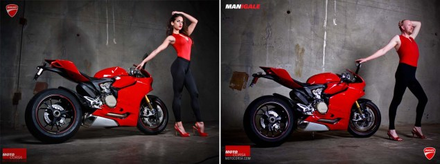 Photos: seDUCATIve vs. MANigale MotoCorsa seDUCATIve MANigale photo comparison 01 635x237