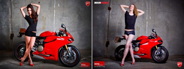 Photos: seDUCATIve vs. MANigale MotoCorsa seDUCATIve MANigale photo comparison 05 635x237