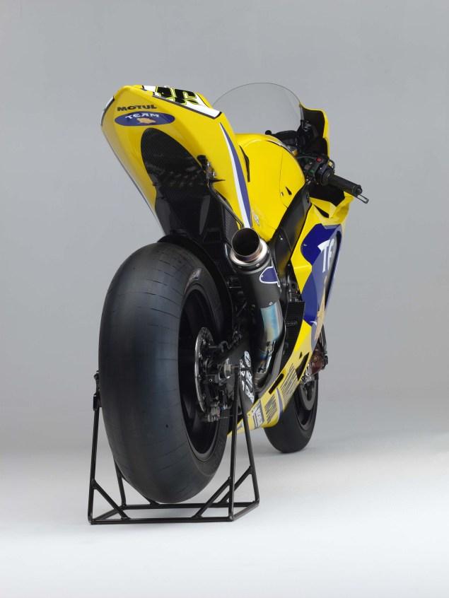 XXX: Valentino Rossis 2006 Yamaha YZR M1 Valentino Rossi 2006 Yamaha YZR M1 hi res 13 635x846