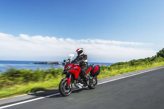 Confirmed: Ducati Multistrada 1200 Features Dual Spark Motor   Sachs Suspension & More Photos 2013 Ducati Multistrada 1200 06 635x422