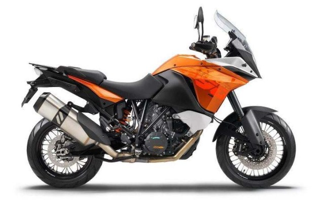 The First Photo of the 2013 KTM 1190 Adventure R 2013 KTM 1190 Adventure 01 635x395