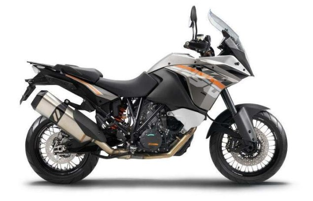 The First Photo of the 2013 KTM 1190 Adventure R 2013 KTM 1190 Adventure 02 635x407