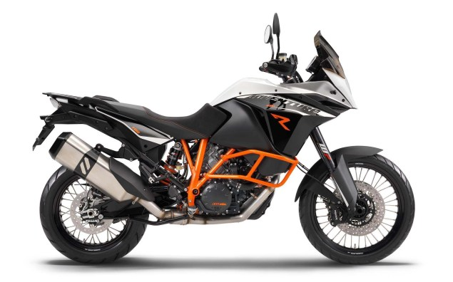 The First Photo of the 2013 KTM 1190 Adventure R 2013 KTM 1190 Adventure R 635x396