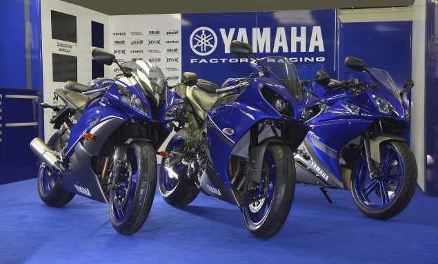 MotoGP: Yamaha Racing Goes Blu for Misano & Aragon Yamaha Racing YZR M1 Race Blue livery 03 635x382