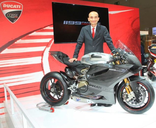 Ducati 1199 Panigale RS13 Priced at €134,900  2013 Ducati 1199 Panigale RS13 03 635x523