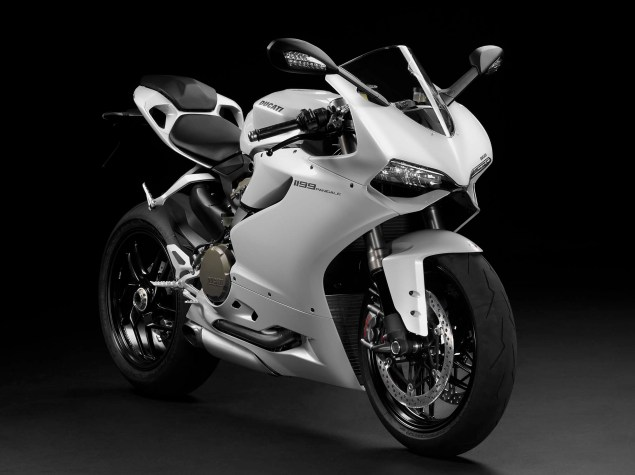 2013 Ducati 1199 Panigale   Now in Arctic White 2013 Ducati 1199 Panigale arctic white 06 635x475