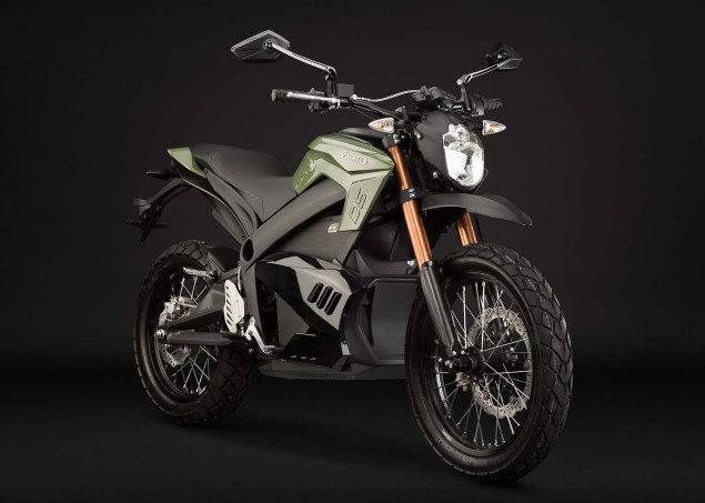 2013 Zero Motorcycles   137 City Miles & 54 Horsepower 2013 Zero DS 06 635x453