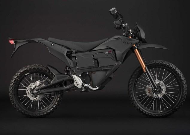 2013 Zero Motorcycles   137 City Miles & 54 Horsepower 2013 Zero FX 07 635x453