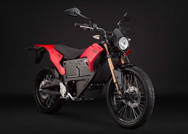 2013 Zero Motorcycles   137 City Miles & 54 Horsepower 2013 Zero XU 05 635x453