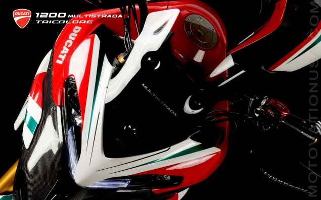 Ducati Multistrada 1200 S Tricolore by Motovation Ducati Multistrada 1200 S Tricolore Motovation Accessories 04 635x396
