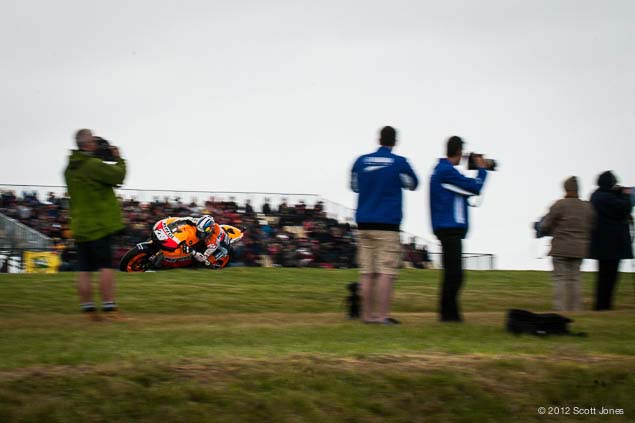 Saturday at Phillip Island with Scott Jones Saturday Phillip Island MotoGP Scott Jones 07