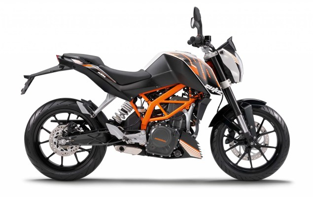 More High Res Photos of the KTM 390 Duke 2013 KTM 390 Duke high resolution 10 635x401