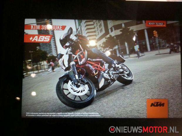 Leaked: 2013 KTM 390 Duke   373cc, 43hp, EFI, A2 Ready 2013 KTM 390 Duke leak 01