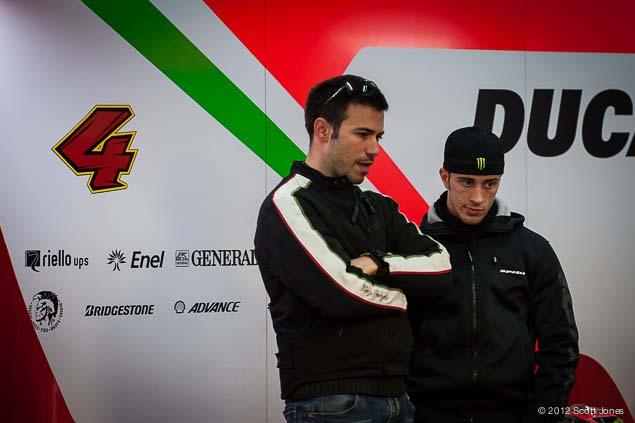Tuesday at Valencia with Scott Jones Tuesday Valencia Test MotoGP Scott Jones 15