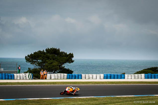 Video: Always Awesome Aussie Asphalt Dani Pedrosa Phillip Island Scott Jones