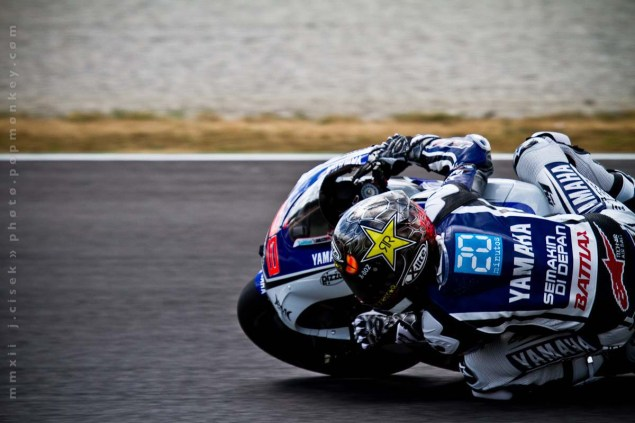 Jorge Lorenzo's 2012 MotoGP Championship: A Triumph Of Consistency – Part 2 Jorge Lorenzo 07
