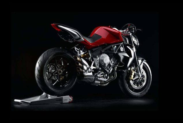 MV Agusta Motorcycles Get More Expensive for 2013, Again MV Agusta Brutale 800 04 635x425