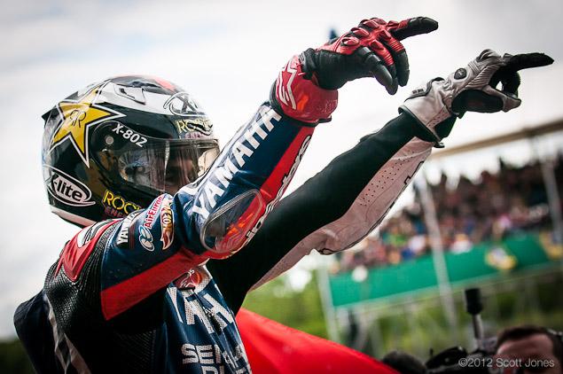 Jorge Lorenzos 2012 MotoGP Championship: A Triumph Of Consistency   Part 1 Winner Jorge