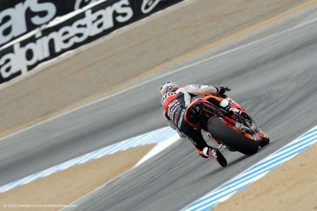 Guy Coulon & Wilco Zeelenberg Explain the Leg Wave dani pedrosa laguna seca 1270 635x423