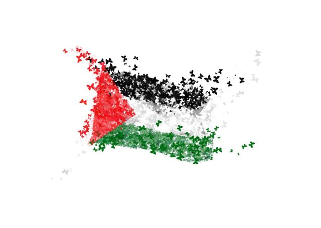 Palestine Becomes a Member of the FIM palestinian flag by alhurriya 635x450