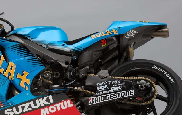 MotoGP: Suzuki Requests to Test in 2013 rizla suzuki gsv r 635x400