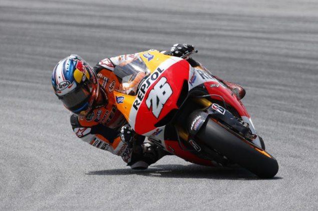 MotoGP Sepang Test – Day 5: Hat Trick for Pedrosa dani pedrosa repsol honda motogp sepang test1