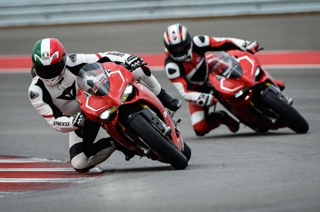 Ride Review: Ducati 1199 Panigale R Ducati 1199 Panigale R Launch COTA Jensen Beeler 16 635x421