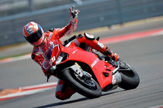 101 Photos of the Ducati 1199 Panigale R Ducati 1199 Panigale R Nicky Hayden Ben Spies 07 635x422