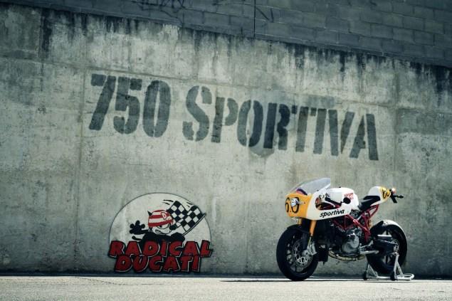 Radical Ducati 7½ Sportiva Radical Ducati 7 Sportiva 18 635x423