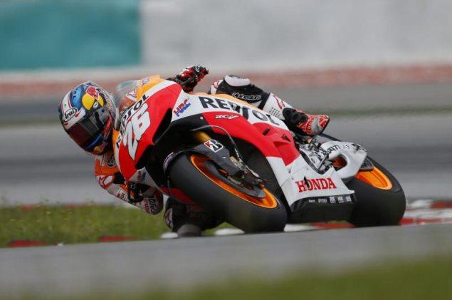 Watch Dani Pedrosa & Marc Marquez Lap at Sepang dani pedrosa motogp sepang