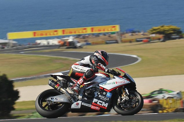 World Superbike Renews Contract with Phillip Island michel fabrizio phillip island wsbk 635x423