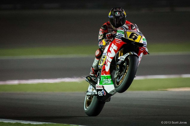 This is LCR Honda Saturday Qatar GP MotoGP Scott Jones 07 635x422