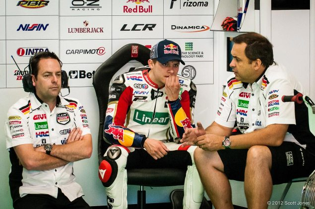 Regulation Refresher: A FAQ on the Rule Changes for the 2013 MotoGP Season stefan bradl lcr honda misano motogp scott jones 635x422