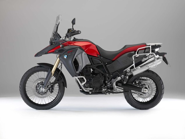 BMW F800GS Adventure   Germanys Middleweight ADV 2013 BMW F800GS Adventure studio still 24 635x476