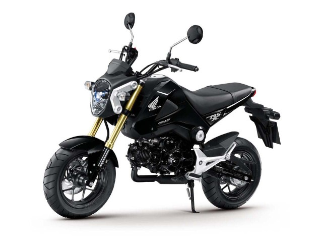 Say Hello to the 2013 Honda...Grom? 2013 Honda Grom 07 635x500