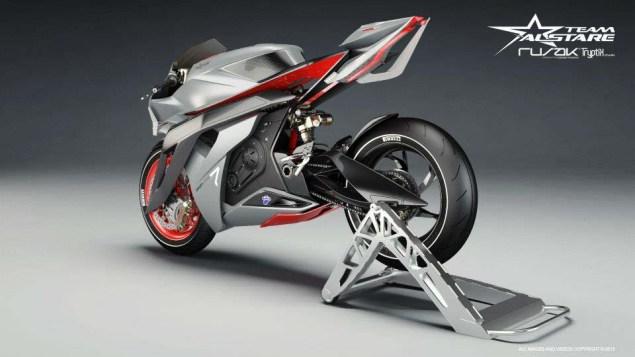 Alstare Superbike Concept by Team Alstare Alstare Superbike Concept Rusak Tryptik 02