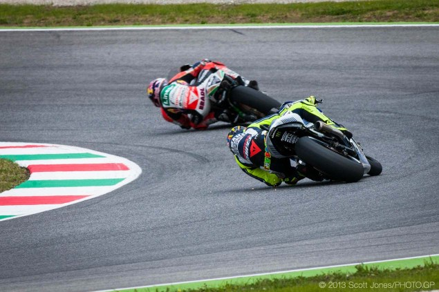 Friday Summary at Mugello: Examining Marquezs Crash & Yamahas Fears of Honda Improvement Friday Mugello Italian GP MotoGP Scott Jones 14 635x423