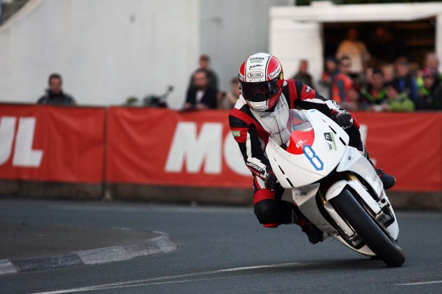 IOMTT: Quarterbridge with Richard Mushet Quarterbridge Isle of Man TT Richard Mushet 13 635x423