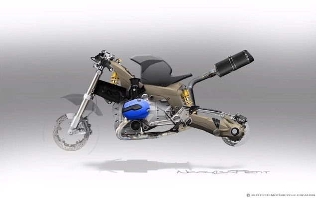 What Goes into a Motorcycle Concept Sketch? bmw wunderlisch concept nicolas petit 635x397