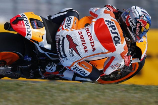 MotoGP: Race Results from the Spanish GP dani pedrosa hrc jerez motogp