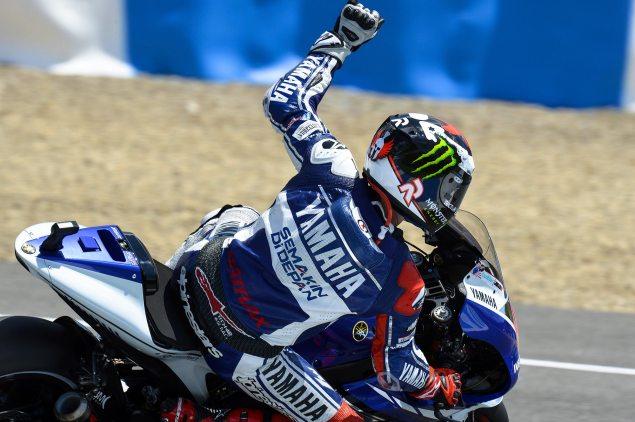 MotoGP: Qualifying Results from Jerez jorge lorenzo jerez motog yamaha racing 635x422