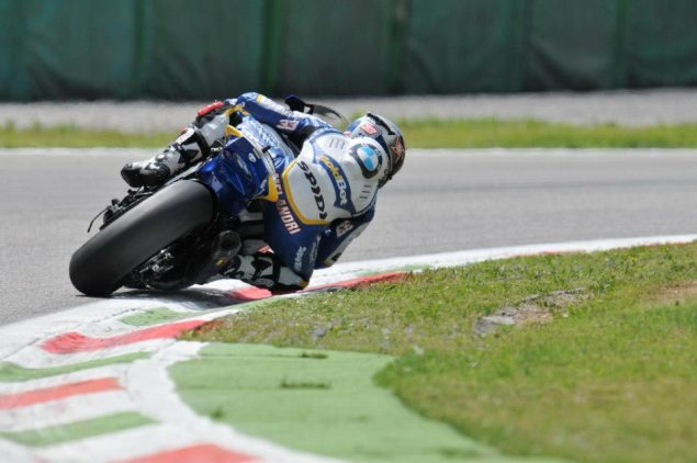 WSBK: Race Results for Race 1 at Monza marco melandri bmw motorrad goldbet sbk monza wsbk