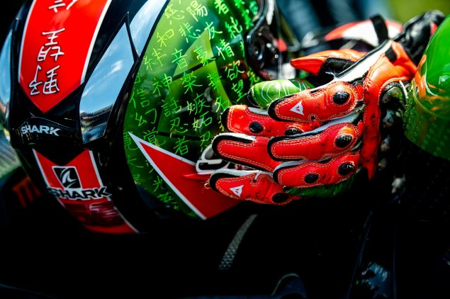 WSBK: Race Results for Race 2 at Donington Park tom sykes kawasaki racing wbsk gloves helmet donington park 635x422